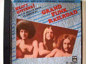 Cover - Grand Funk Railroad: Heavy Hitters!