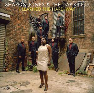 Cover - Sharon Jones  & The Dap-Kings: I Learned The Hard Way