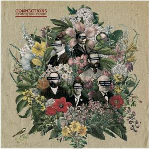 Arse Moreira: Connections. A Sixway Split Record - Cover