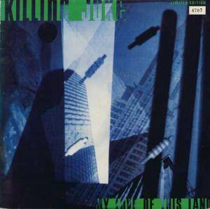 Killing Joke: My Love Of This Land - Cover