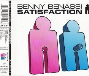 Benny Benassi: Satisfaction - Cover