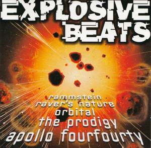 Cover - N.O.H.A.: Explosive Beats