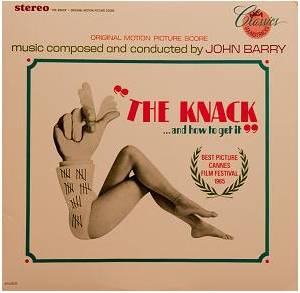 Cover - John Barry: Knack... And How To Get It, The