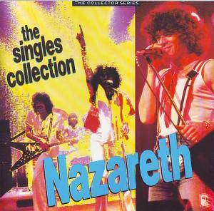 Nazareth: Singles Collection, The - Cover
