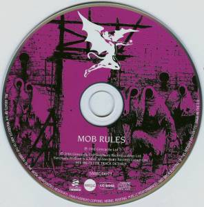 Black Sabbath: Mob Rules (CD) - Bild 5