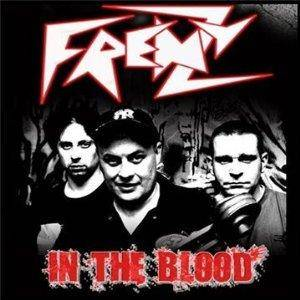 Cover - Frenzy: In The Blood
