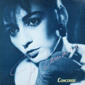 Cover - Jo Lemaire: Concorde