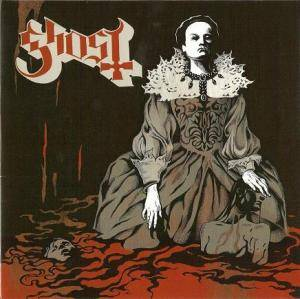 Ghost: Elizabeth - Cover