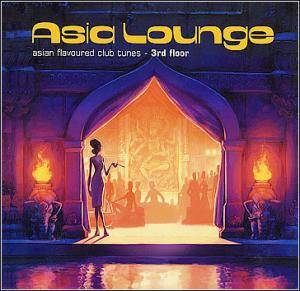 Cover - Eastenders: Asia Lounge - Asian Flavoured Club Tunes - 3rd Floor