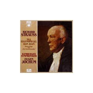 Richard Strauss: Till Eulenspiegel Op. 28 / Don Juan Op. 20 - Cover