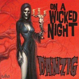 Danzig: On A Wicked Night - Cover