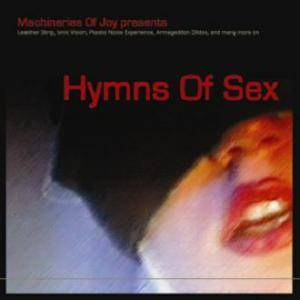 Cover - A.D.A.C. 8286: Hymns Of Sex