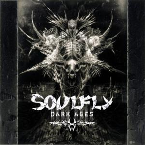 Soulfly: Dark Ages - Cover
