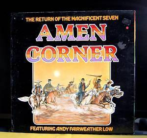 Cover - Amen Corner: Return Of The Magnificent Seven, The