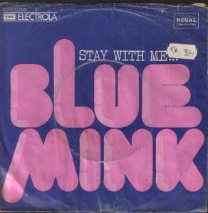 Blue Mink: Stay With Me - Cover