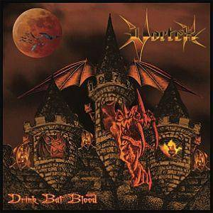 Vortex: Drink Bat Blood - Cover