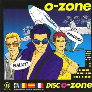 Cover - O-Zone: Disc O-Zone