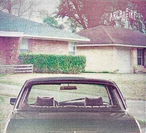"Arcade Fire: ""The Suburbs"" - Cover"