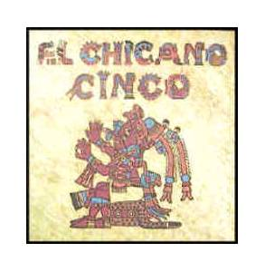 Cover - El Chicano: Cinco