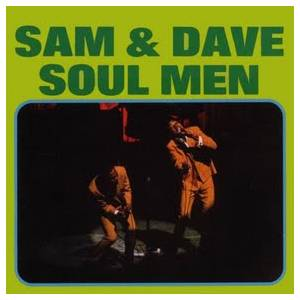 Sam & Dave: Soul Men - Cover