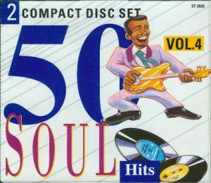 Cover - Sonny Boy Williamson I: 50 Soul Hits Volume 4