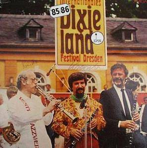 Cover - Smoking Band, The: Internationales Dixieland-Festival Dresden 85/86
