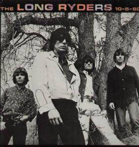 Cover - Long Ryders, The: 10-5-60
