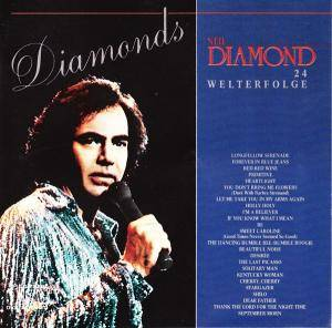 Neil Diamond: Diamonds - 24 Welterfolge - Cover