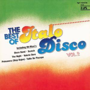 Cover - Miko Mission: Best Of Italo Disco Vol. 02, The