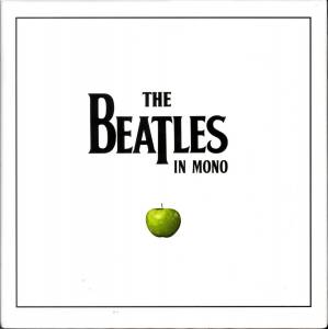 The Beatles: Beatles In Mono, The - Cover