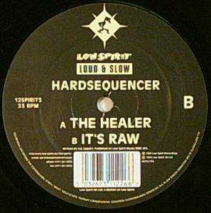 Cover - Hardsequencer: Healer / It's Raw, The