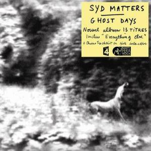 Cover - Syd Matters: Ghost Days