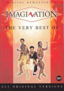 Cover - Imagination: Very Best Of, The