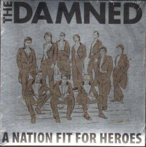 The Damned: Nation Fit For Heroes, A - Cover