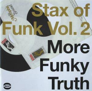 Cover - Wrecking Crew: Stax Of Funk Vol. 2: More Funky Truth