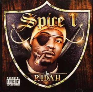 Cover - Spice 1: Ridah, The