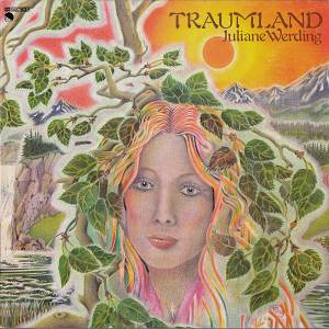 Cover - Juliane Werding: Traumland