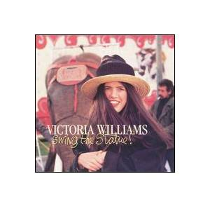 Cover - Victoria Williams: Swing The Statue!
