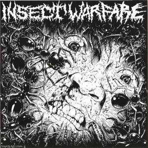 Insect Warfare: Untitled / Do You Love Grind? Pt:4 - Cover