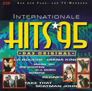 Cover - Bates, The: Hits '95 - International