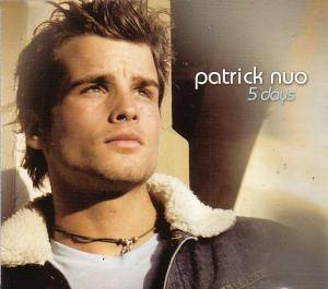 Cover - Patrick Nuo: 5 Days