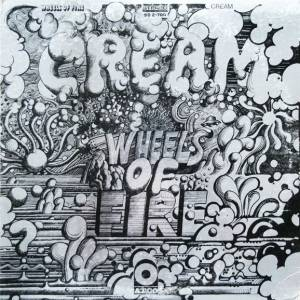 Cream: Wheels Of Fire (2-LP) - Bild 1