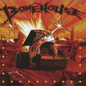 Cover - Bonehouse: Steamroller
