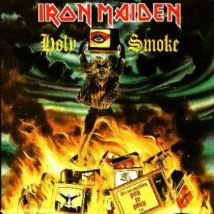 Iron Maiden: Holy Smoke - Cover