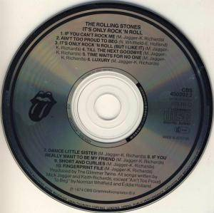 The Rolling Stones: It's Only Rock 'n' Roll (CD) - Bild 3