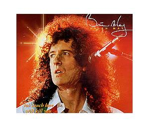 Cover - Brian May: Too Much Love Will Kill You