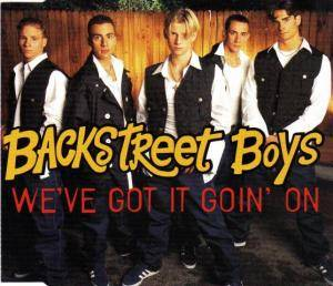Backstreet Boys: We've Got It Goin' On - Cover