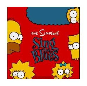 The Simpsons: Simpsons Sing The Blues, The - Cover