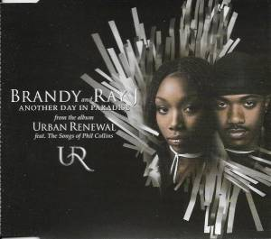 Cover - Brandy & Ray J: Another Day In Paradise