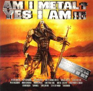 Am I Metal? Yes I Am!!! - Cover